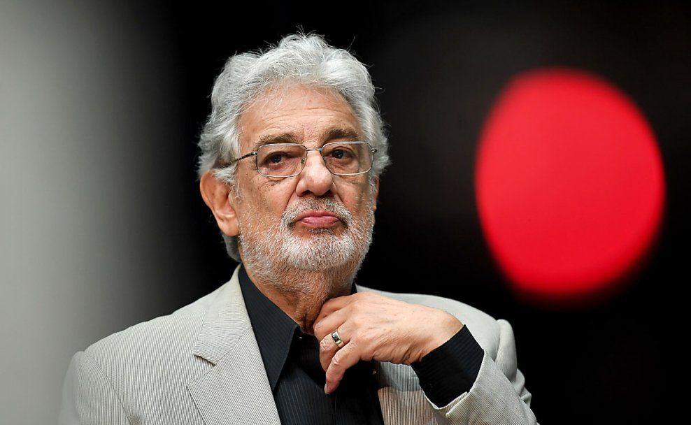 Der spanische Opernsänger Placido Domingo feiert 80. Geburtstag