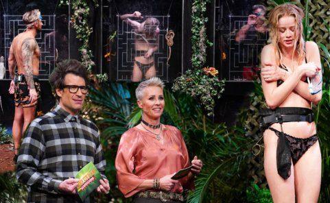 Zoe Saip sorgt für Kreischarlarm bei der Dschungelshow auf RTL