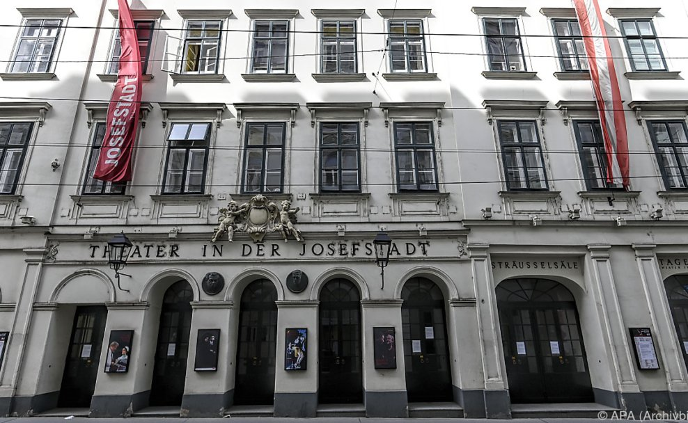 Theater in der Josefstadt in Wien