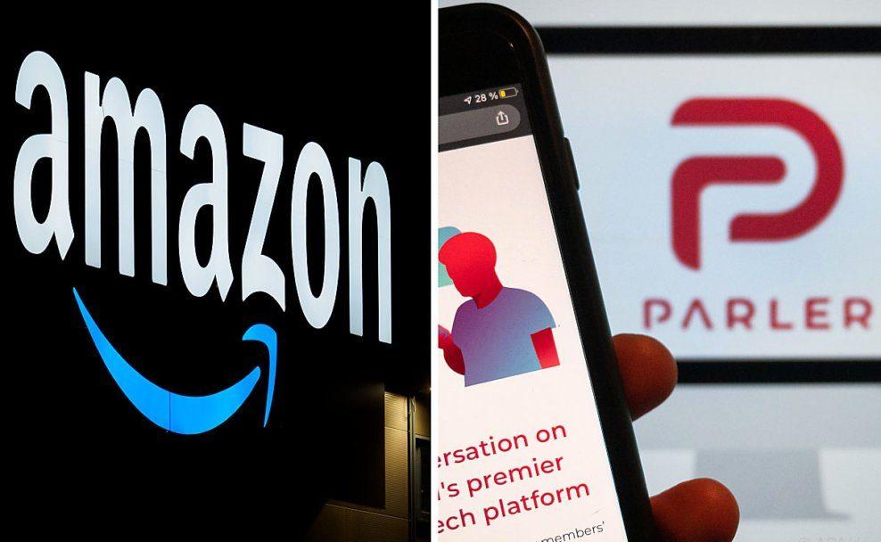 """Amazon hält an Rauswurf von """"Twitter-Klon"""" Parler fest"""