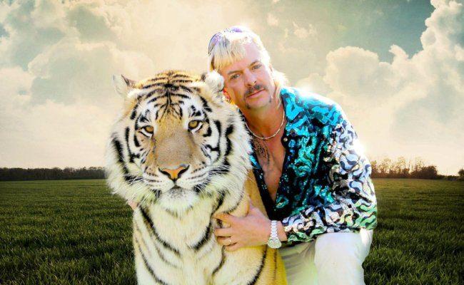 Tiger King: Großkatzen und ihre Raubtiere auf Netflix
