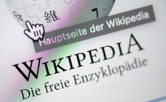 Wikipedia wurde am 15. Januar 2001 gegründet